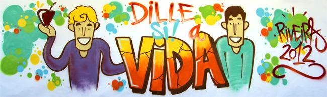 Graffiti_Dille_SI_a_Vida_web