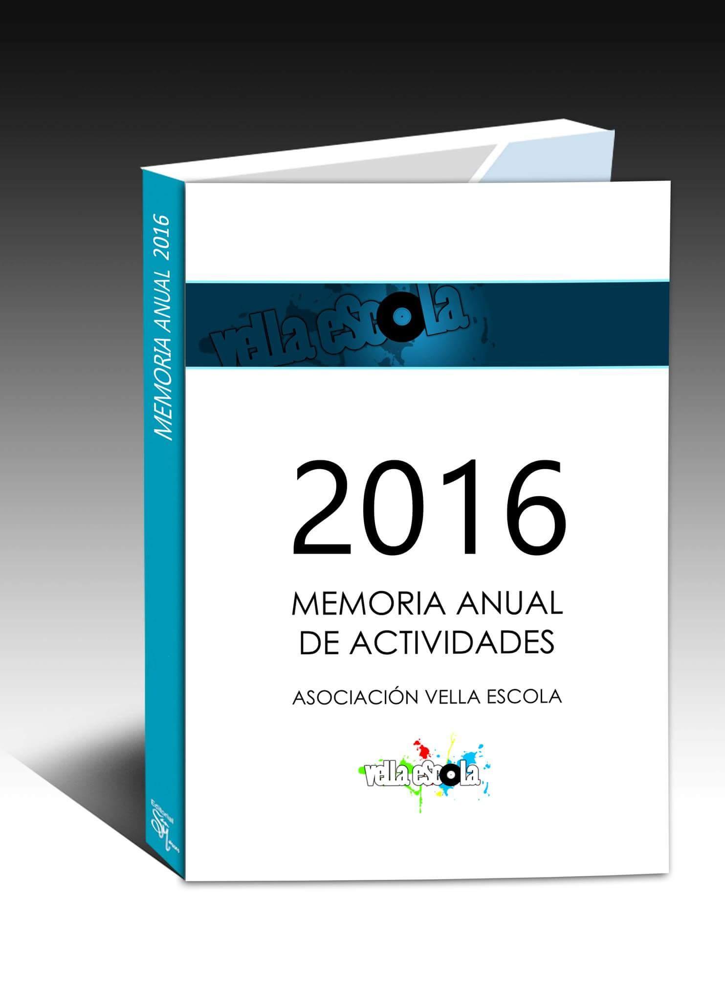 Vella escola cultura urbana galicia memoria anual de for Memoria anual